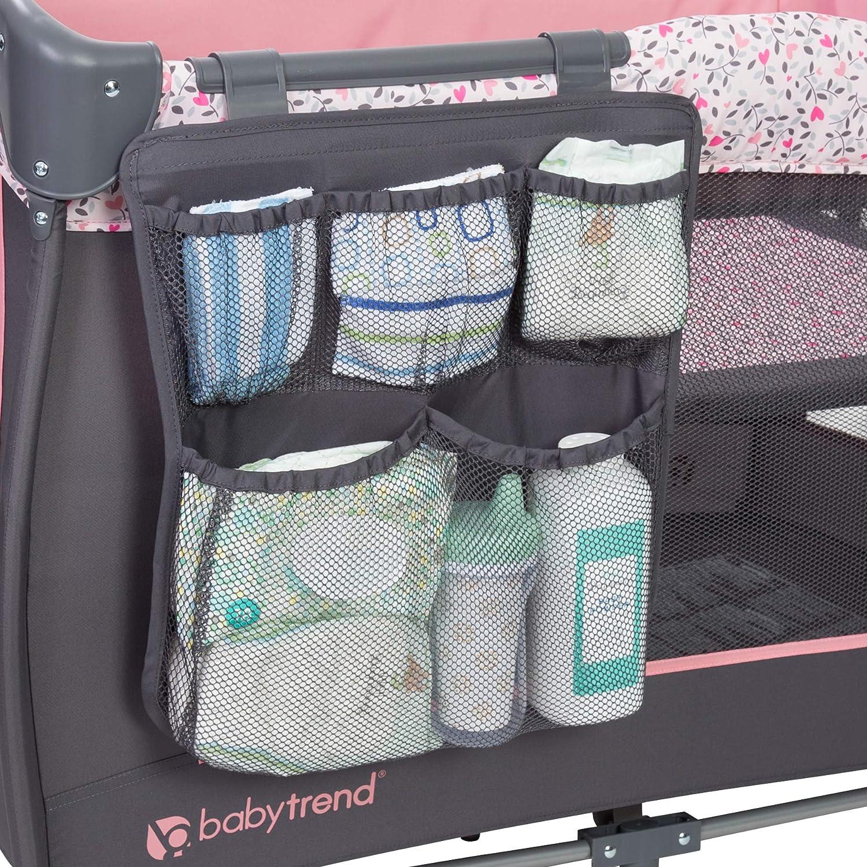 Starlight Pink Baby Trend E Nursery Center