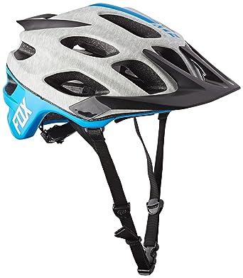 FoxFlux - Casco de Ciclismo, Primavera/Verano, Mujer, Color Azul