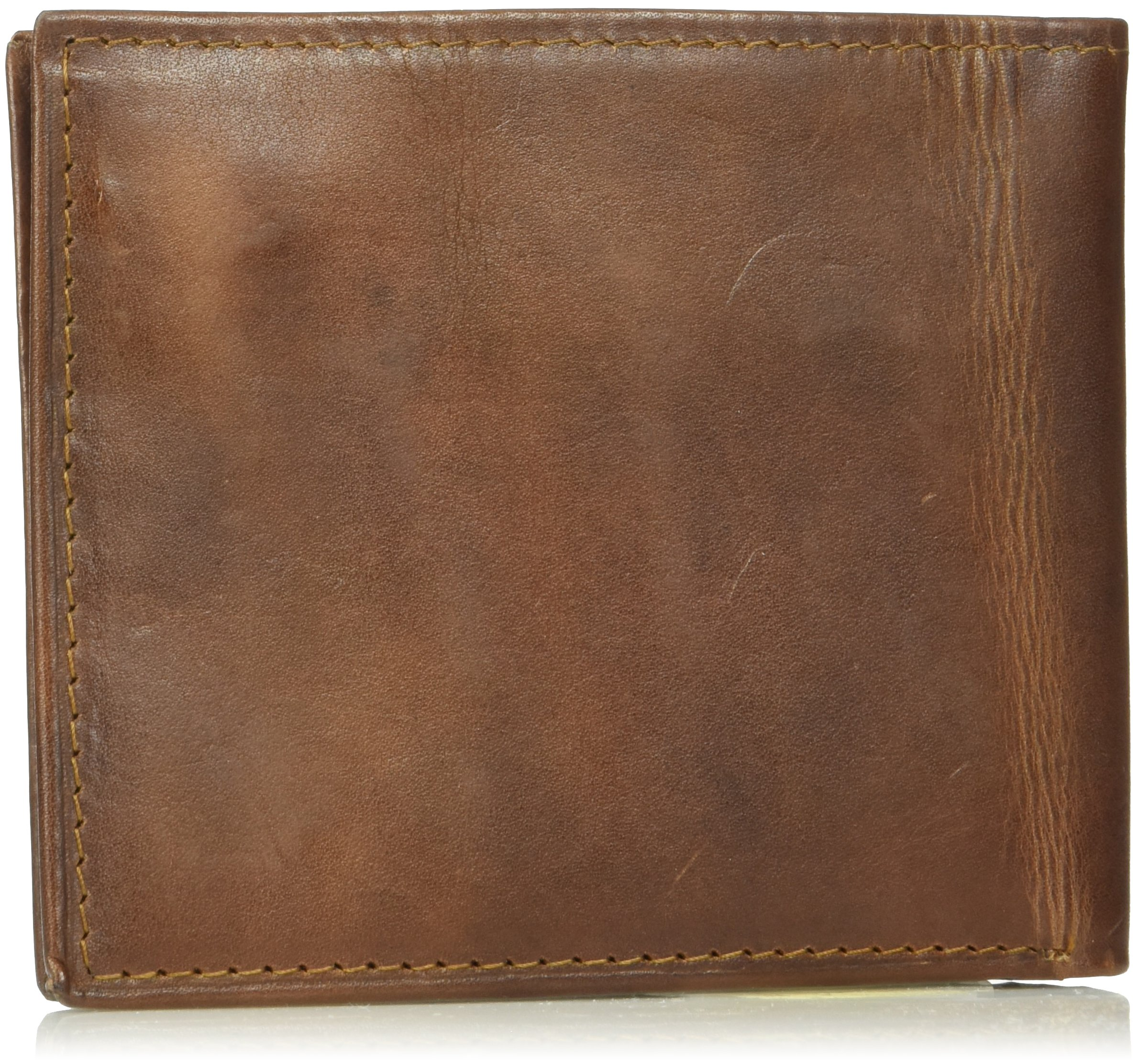 Guess Men s Leather Slim Bifold Wallet, tan, One Size - 31GU130015   Wallets    Clothing, Shoes   Jewelry - tibs c5897e42fc