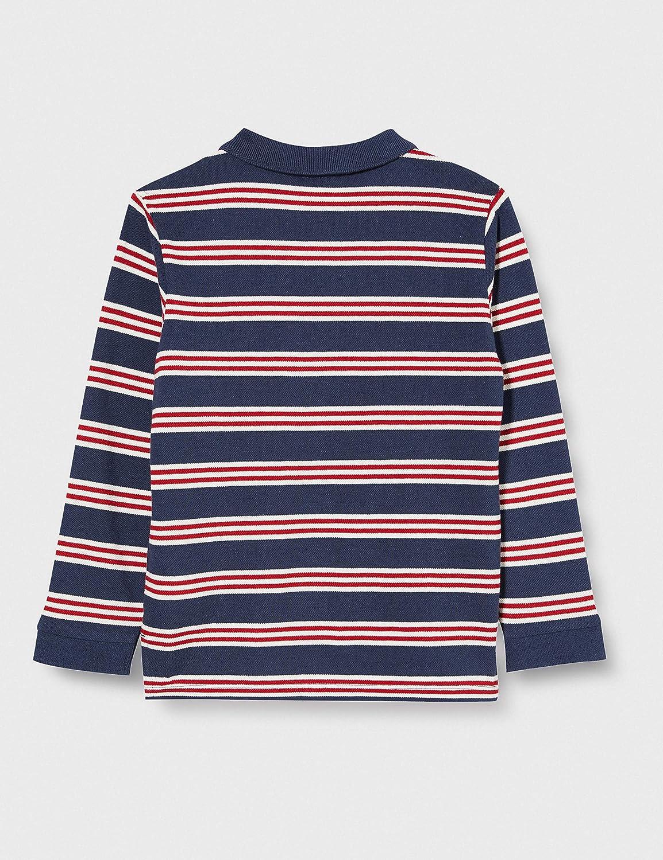 Zippy Jungen Poloshirt Polo Ls Pique Dress