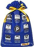 インディゴ タカラトミー プラレール ラッピング袋 ギフトバッグ3L ブルー TA081