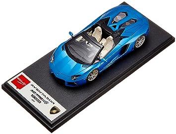 Eidolon 1 43 Lamborghini Aventador Lp700 4 Roadster Metallic Blue