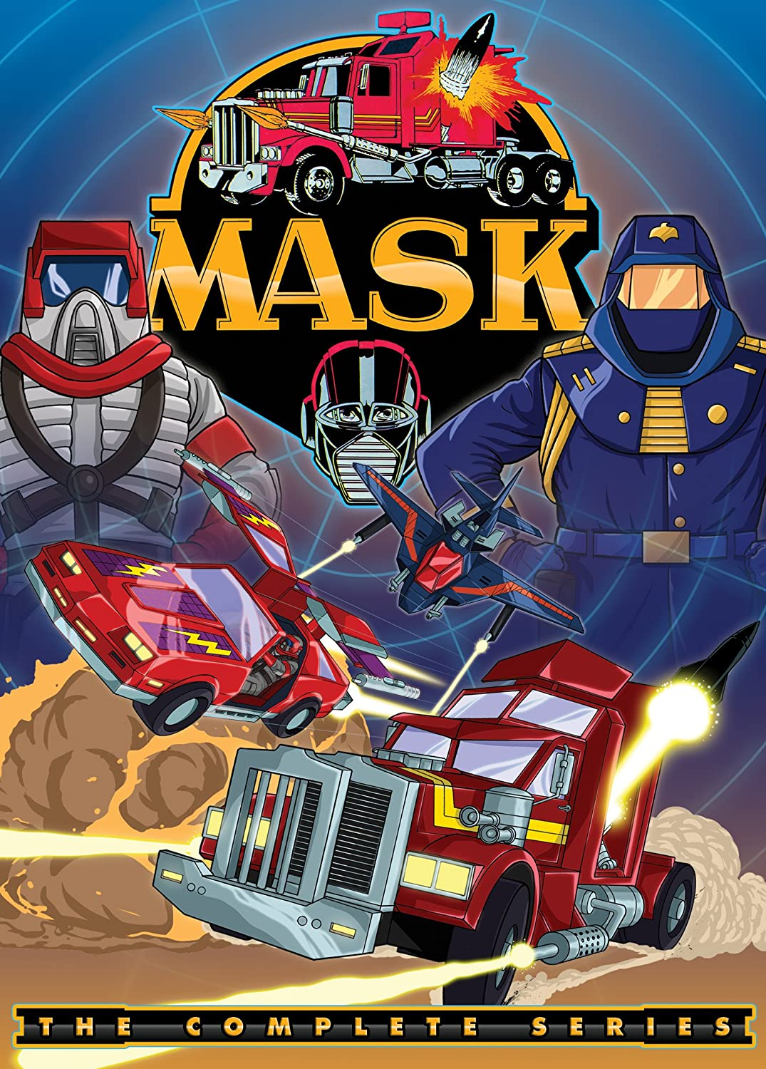 Image result for M.A.S.K cartoon