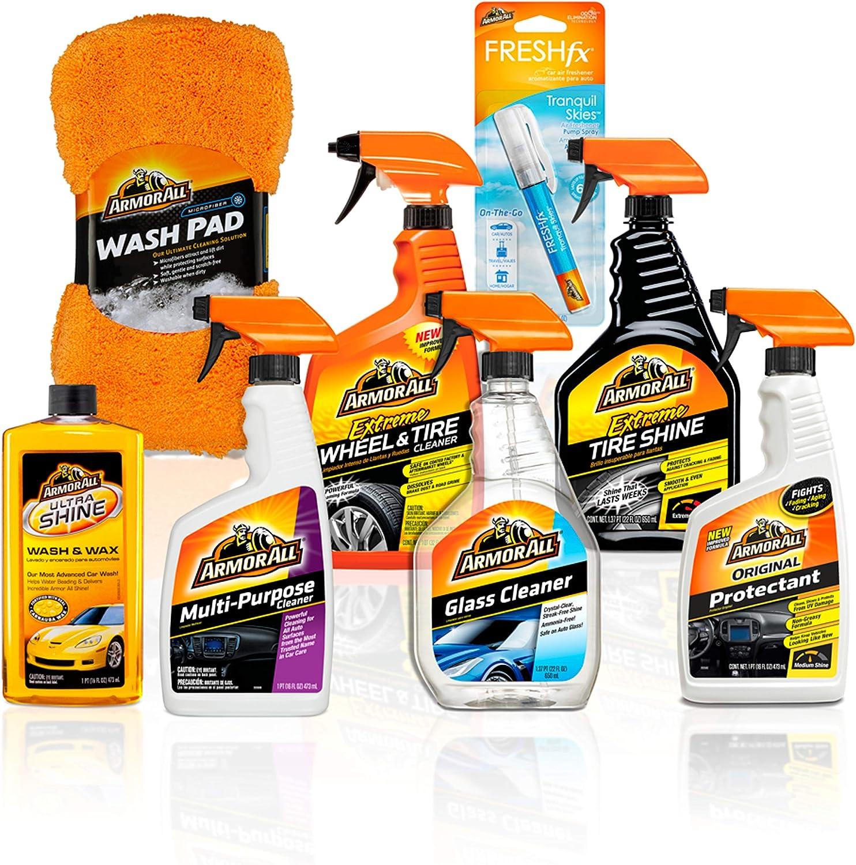 Armor All Premier Car Care Kit