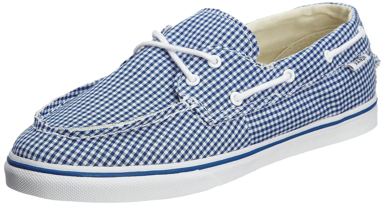 Vans Zapato Lo Pro VNLK5KG Damen Sneaker  365 EU|Blau ((Micro Gingham) Blue/True White)