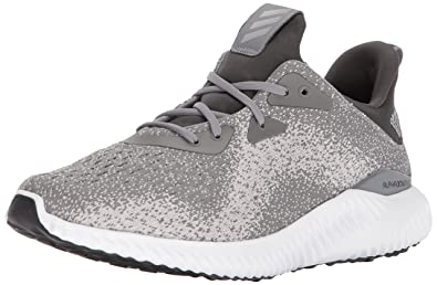 huge selection of a36a3 6265f adidas Mens Alphabounce Em m, Grey ThreeGrey TwoDark Solid Grey,