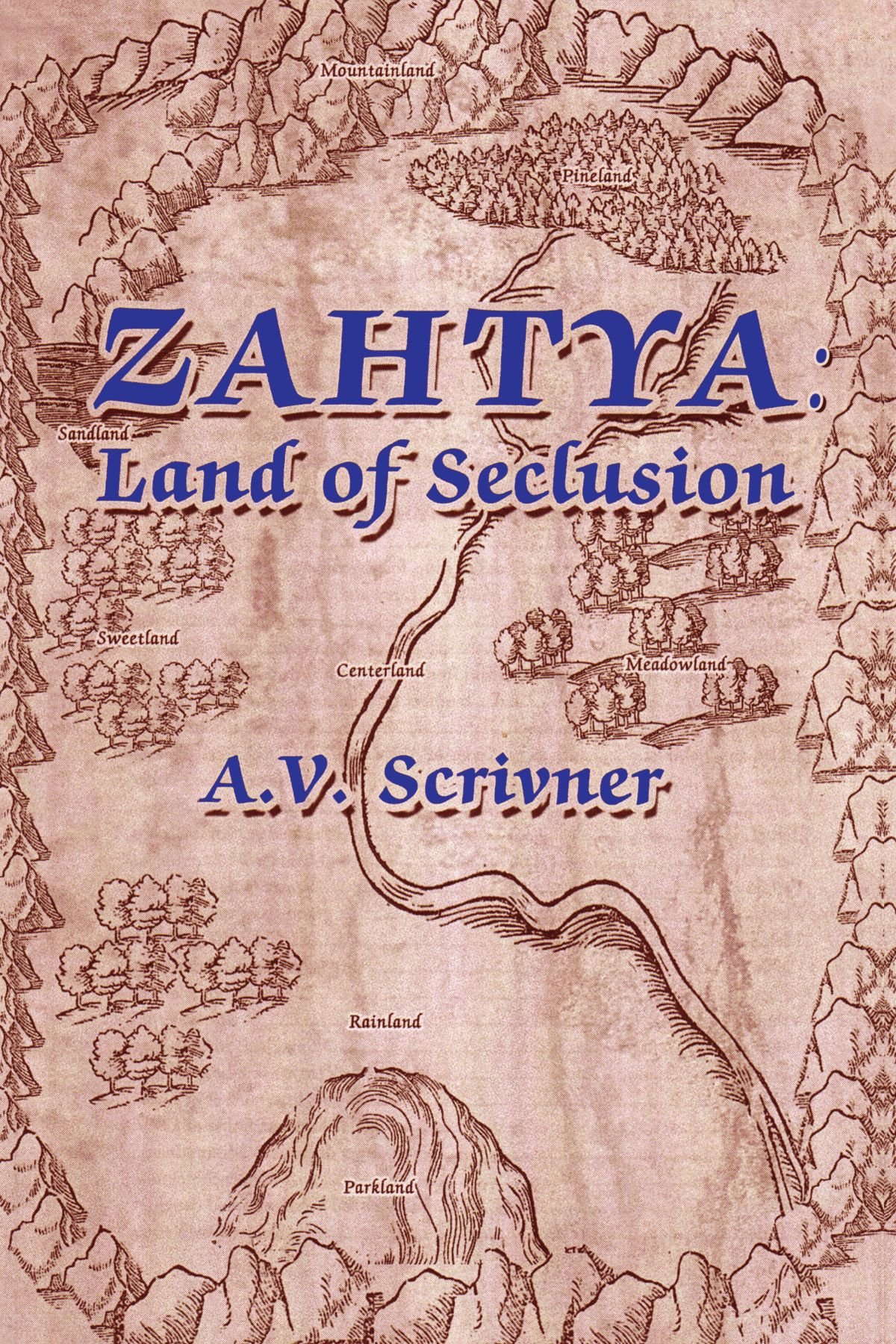 Download ZAHTYA: LAND OF SECLUSION ebook