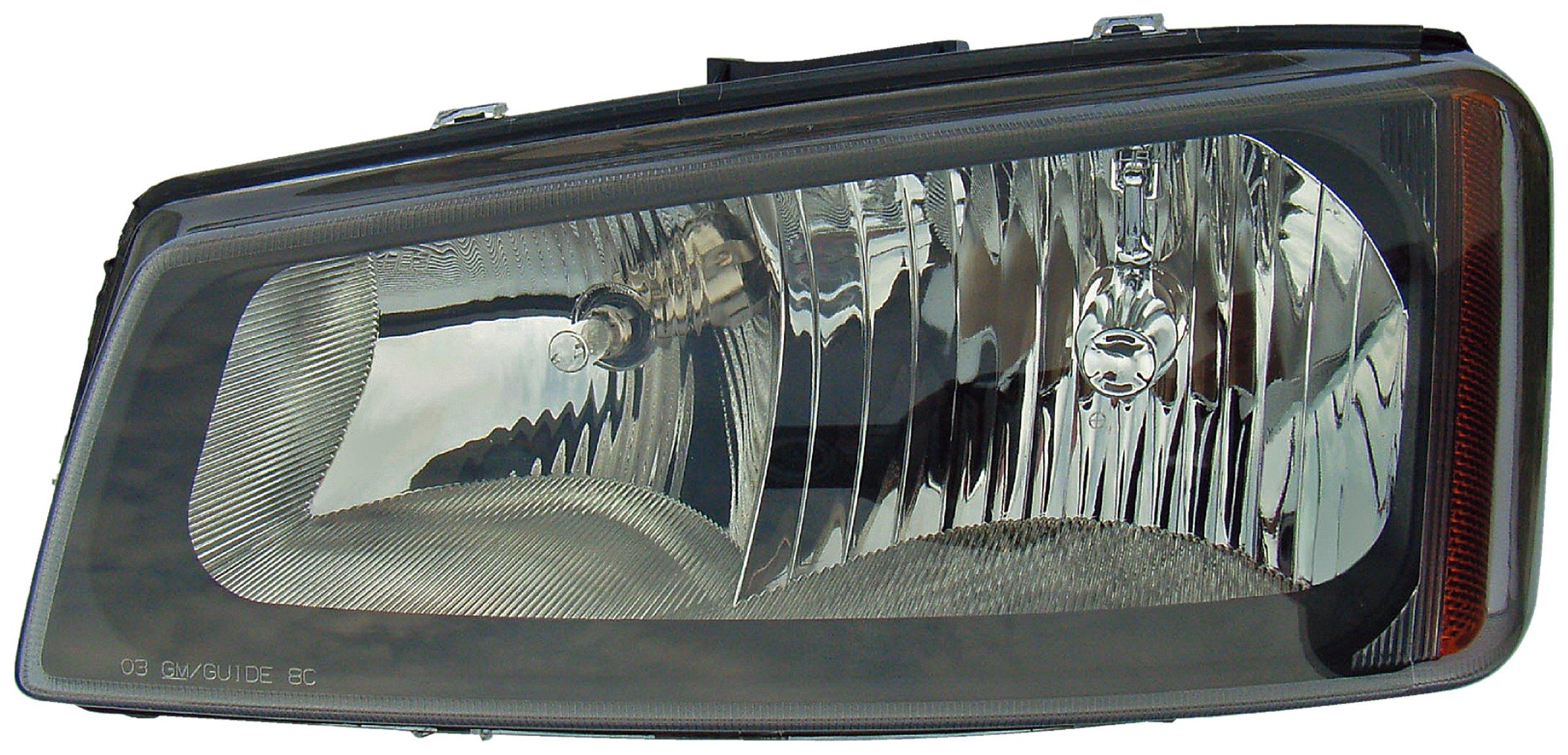 Parking Light Assembly for Select Chevrolet Models Dorman 1630148 Front Driver Side Turn Signal