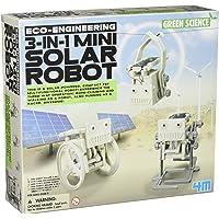 4M 迷你太阳能机器人 3 合 1