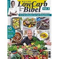 Rosins LowCarb Bibel Vol. 2: Der ultimative Low-Carb-Einkaufsführer