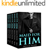 Maid for Him (The Maid for Him Romance Series Box Set) (An Alpha Billionaire Romance)