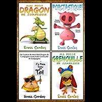 Quatre histoires fantastiques pour endormir les enfants de 3-6 ans (French Edition)