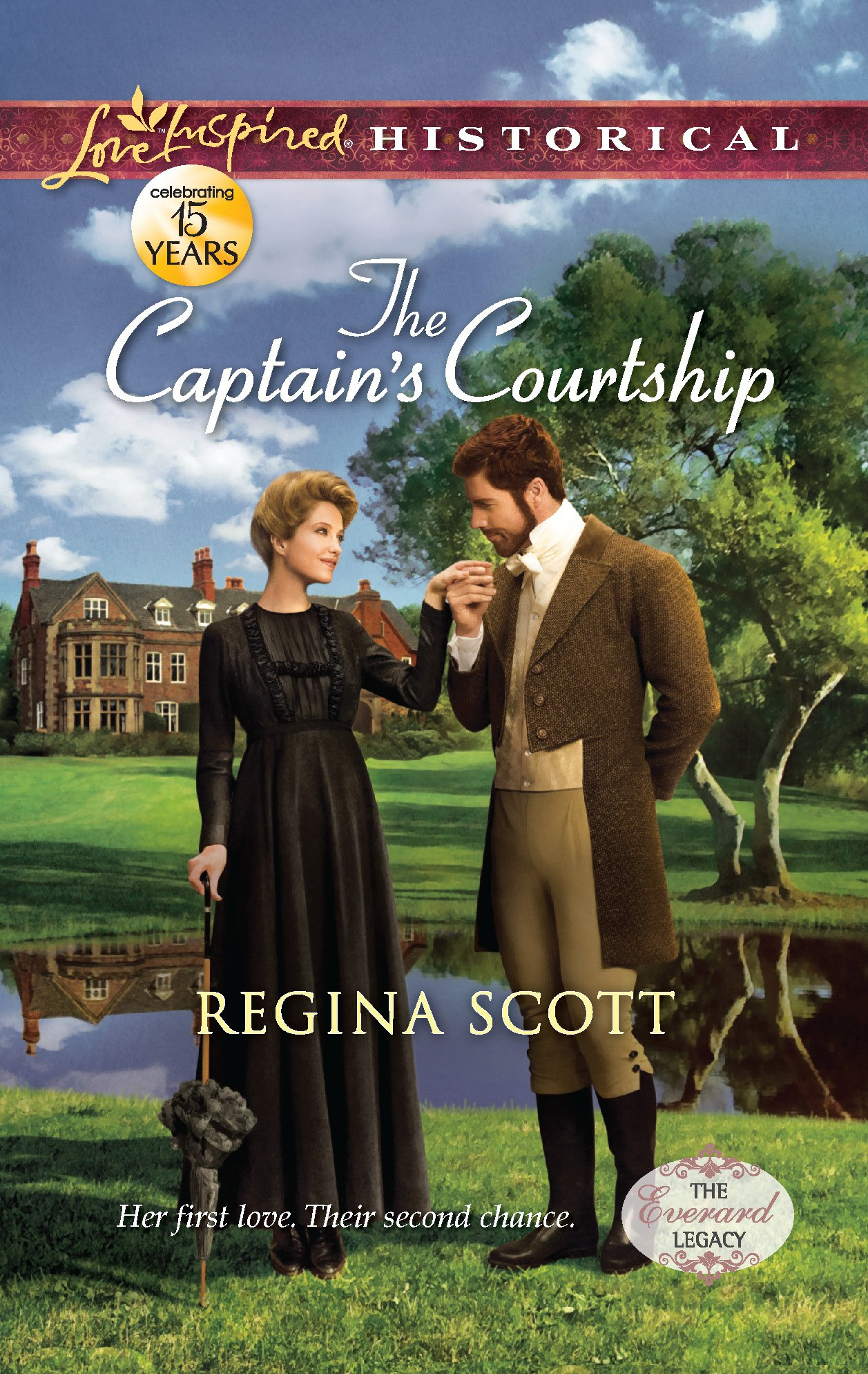 Download The Captain's Courtship (The Everard Legacy) PDF