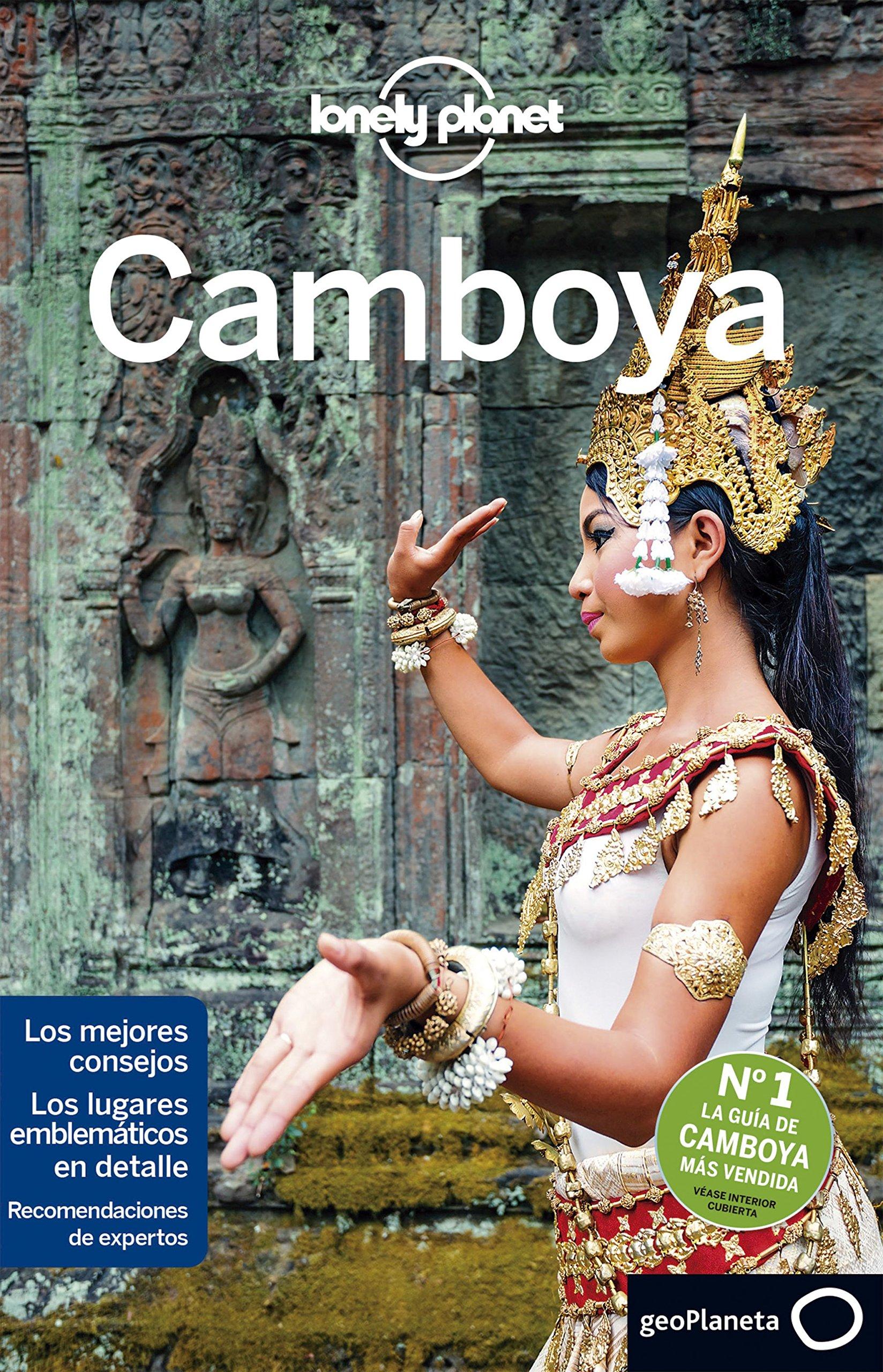 Camboya 5: 1 Guías de País Lonely Planet Idioma Inglés: Amazon.es: Ray, Nick, Lee, Jessica, Delgado Castro, Alberto: Libros