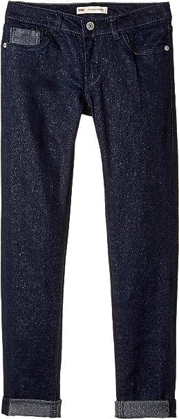 58ef24130d6b Amazon.com  Levi s Girls  Big 710 Super Skinny Fit Jeans  Clothing