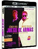 Juego De Armas (4K Ultra HD + Blu-ray + Copia Digital) [Blu-ray]