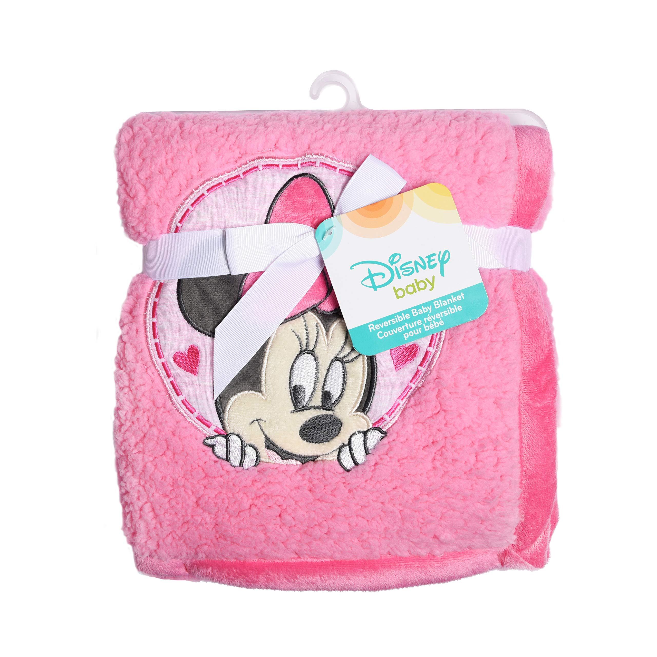 Dumbo 35711 Disney Jersey Knit Baby Blanket