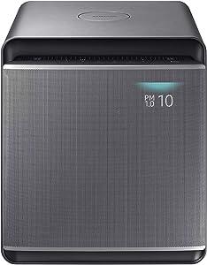 Samsung Cube Air Purifier, Honed Silver