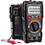 KAIWEETS Digital Auto-Ranging Multimeter, TRMS 4000 Counts Multimeter Ohmmeter Voltmeter, Auto-Ranging Digital Real-Time Diod