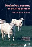 Territoires ruraux et développement. Quel rôle pour la recherche ?
