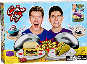 Collins Key Fake Food Challenge Showdown - 2 Pack