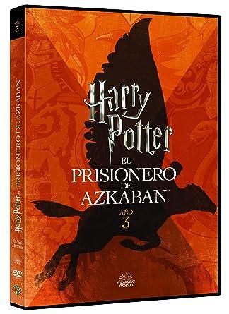 Harry Potter. El Prisionero De Azkaban. Ed. 2018 DVD: Amazon.es ...