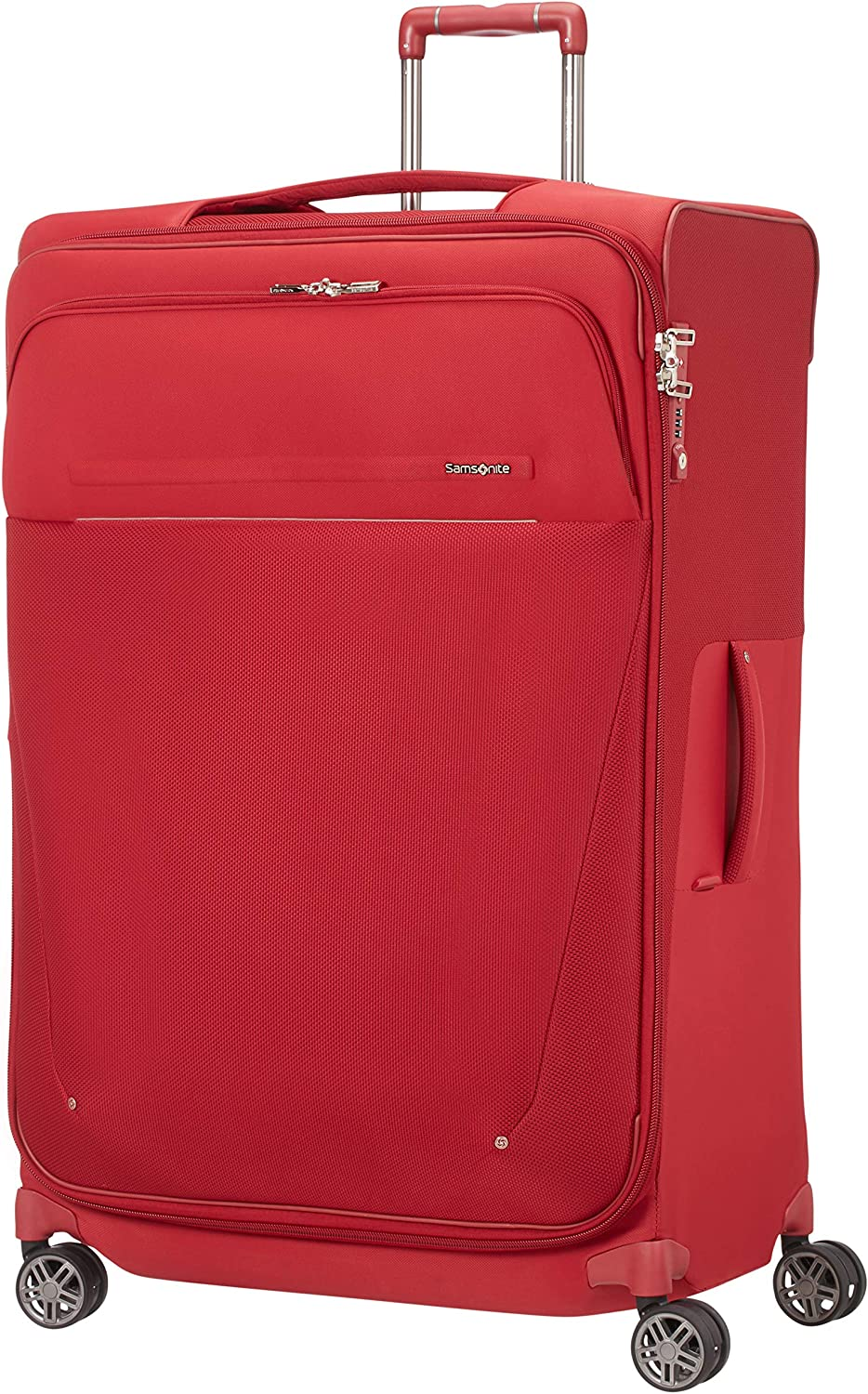 SAMSONITE B-Lite Icon - Spinner 83/31 Exp Equipaje de Mano 83 Centimeters 156.5 Rojo (Red)