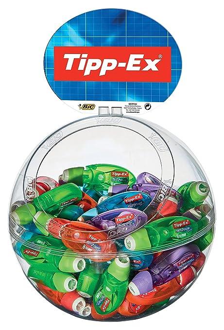 29 opinioni per Tipp-Ex Korrekturroller Micro Tape Twist, im Kugel-Display