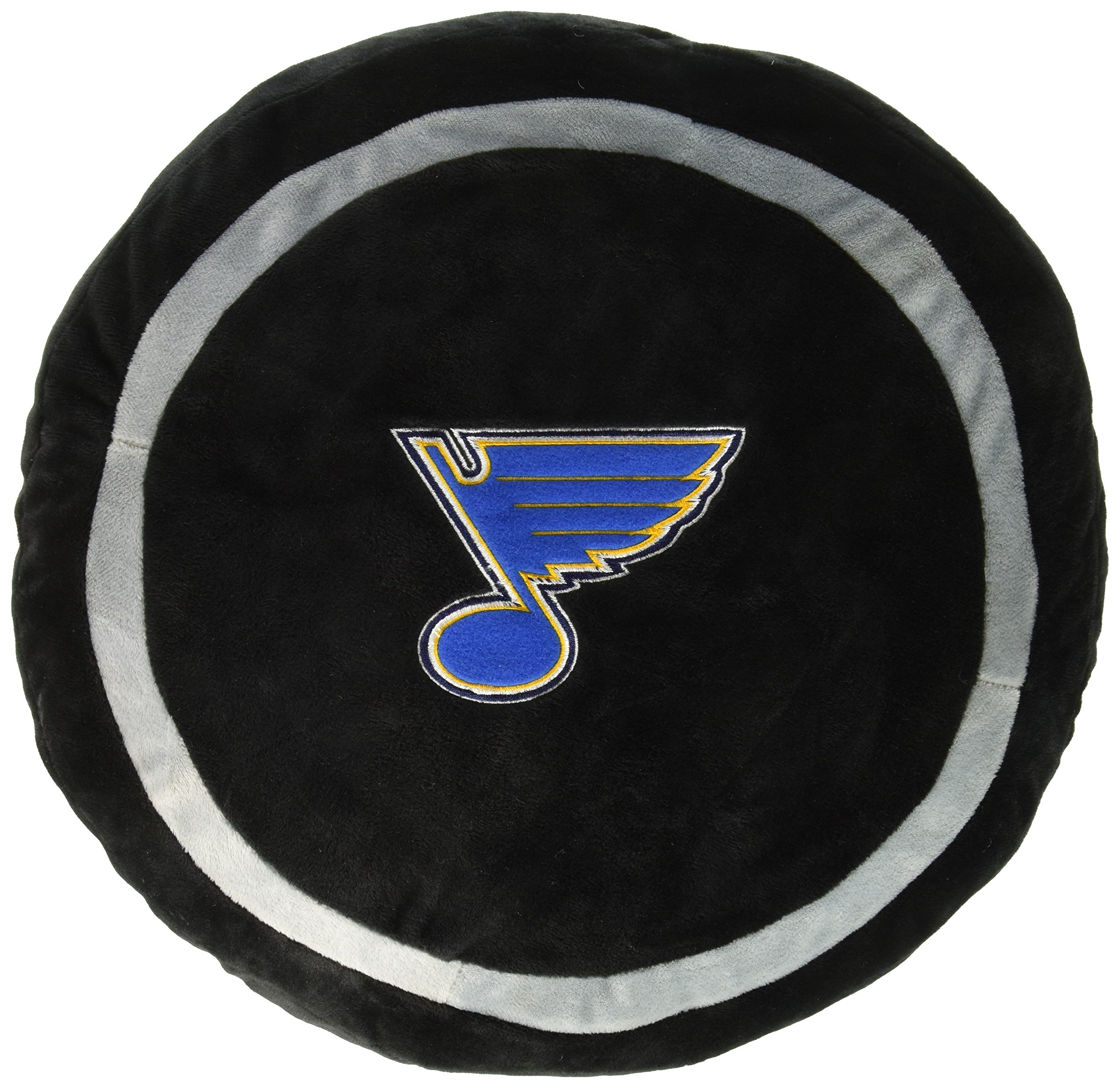 The Northwest Company Officially Licensed NHL St. Louis Blues 3D Sports Pillow, 19'', Multi Color by The Northwest Company