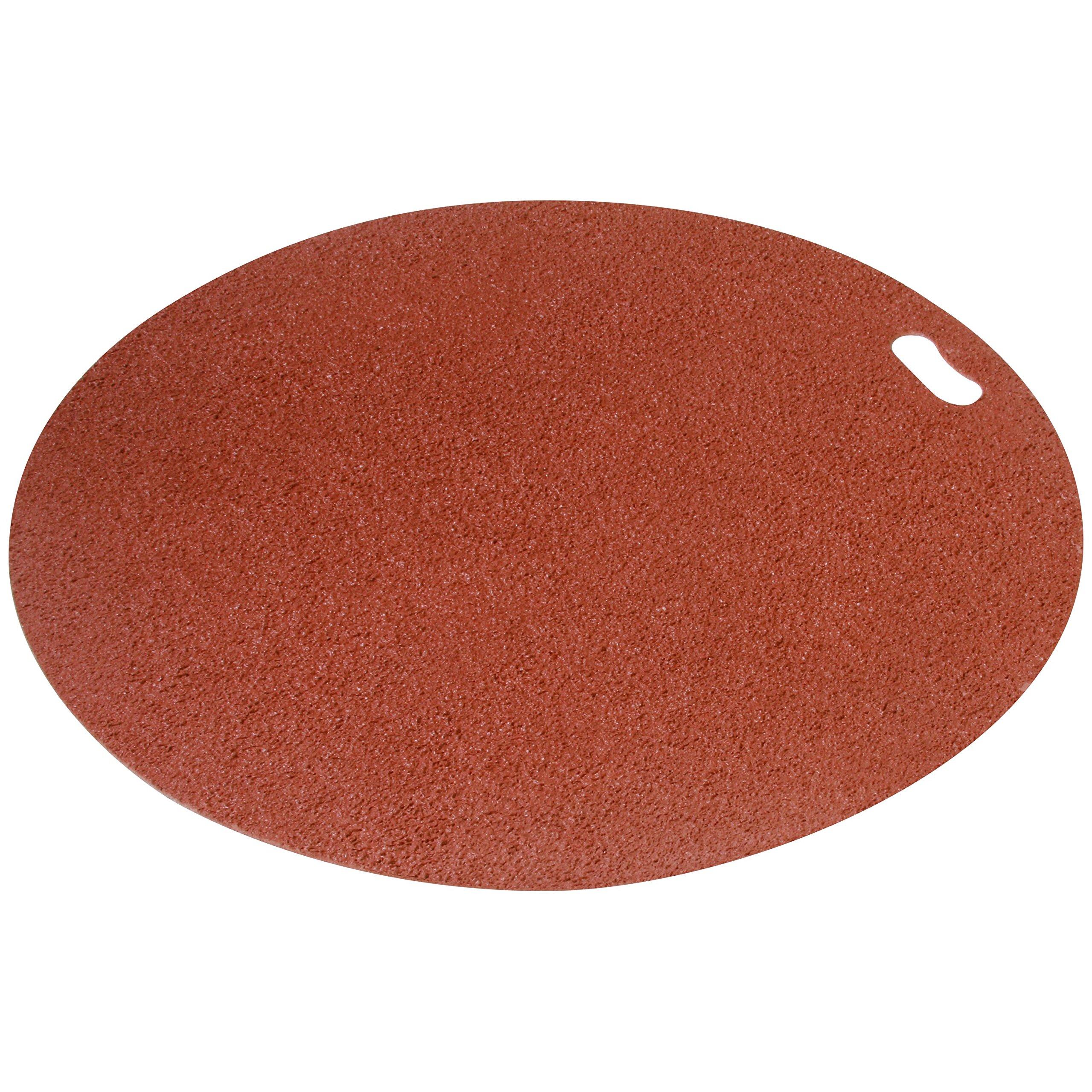 The Original Grill Pad Brick Grill Pad, Round