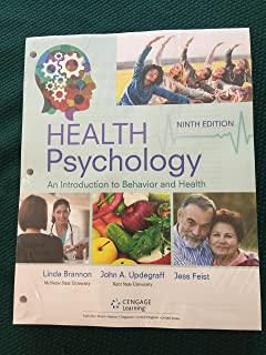 Amazon health psychology an introduction to behavior and health psychology an introduction to behavior and health loose leaf version fandeluxe Image collections