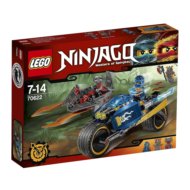 Lego Ninjago - Rayo del Desierto (70622)