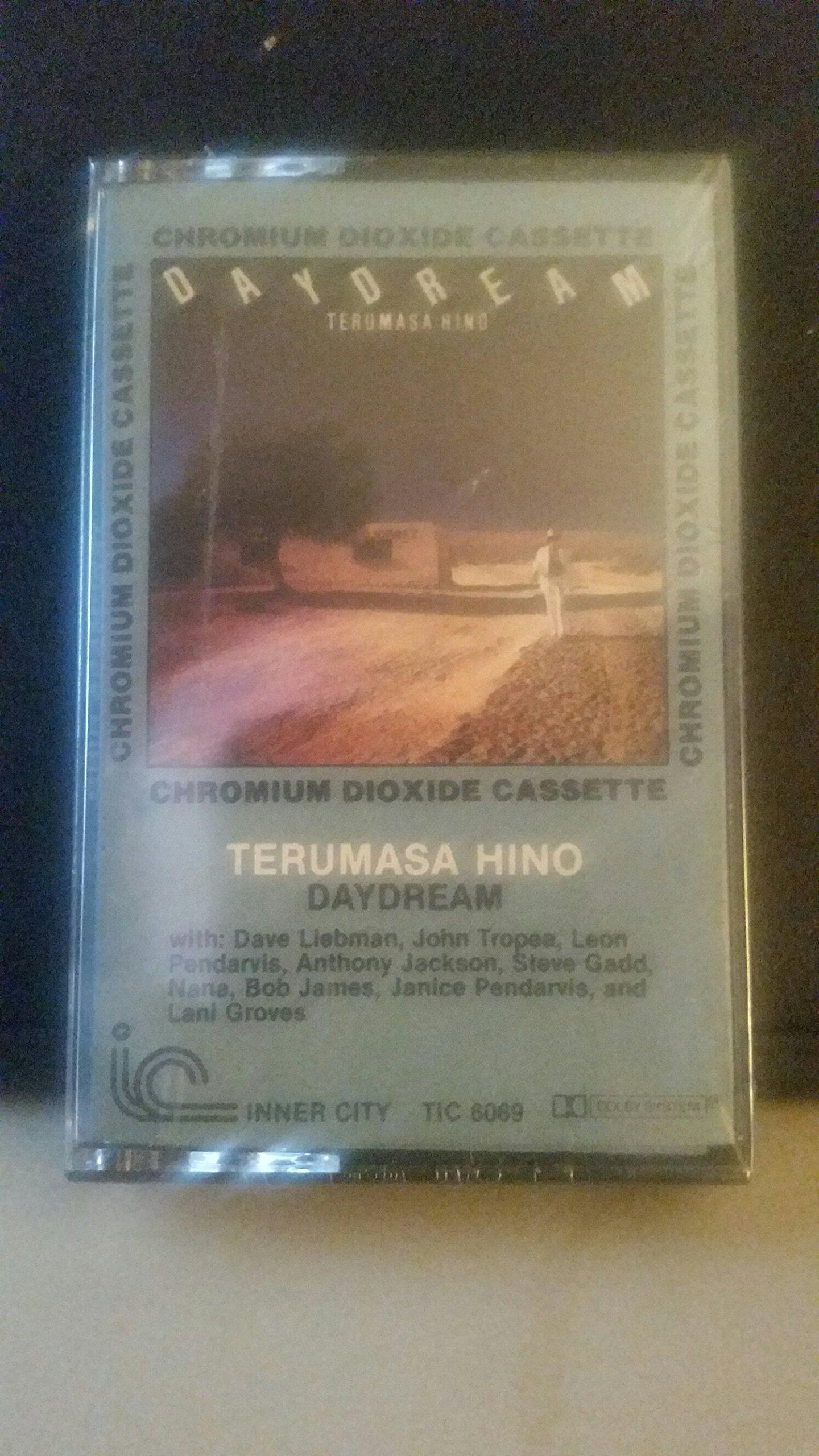 Daydream(W/James,Tropea) Audio, Cassette – March 31, 1981