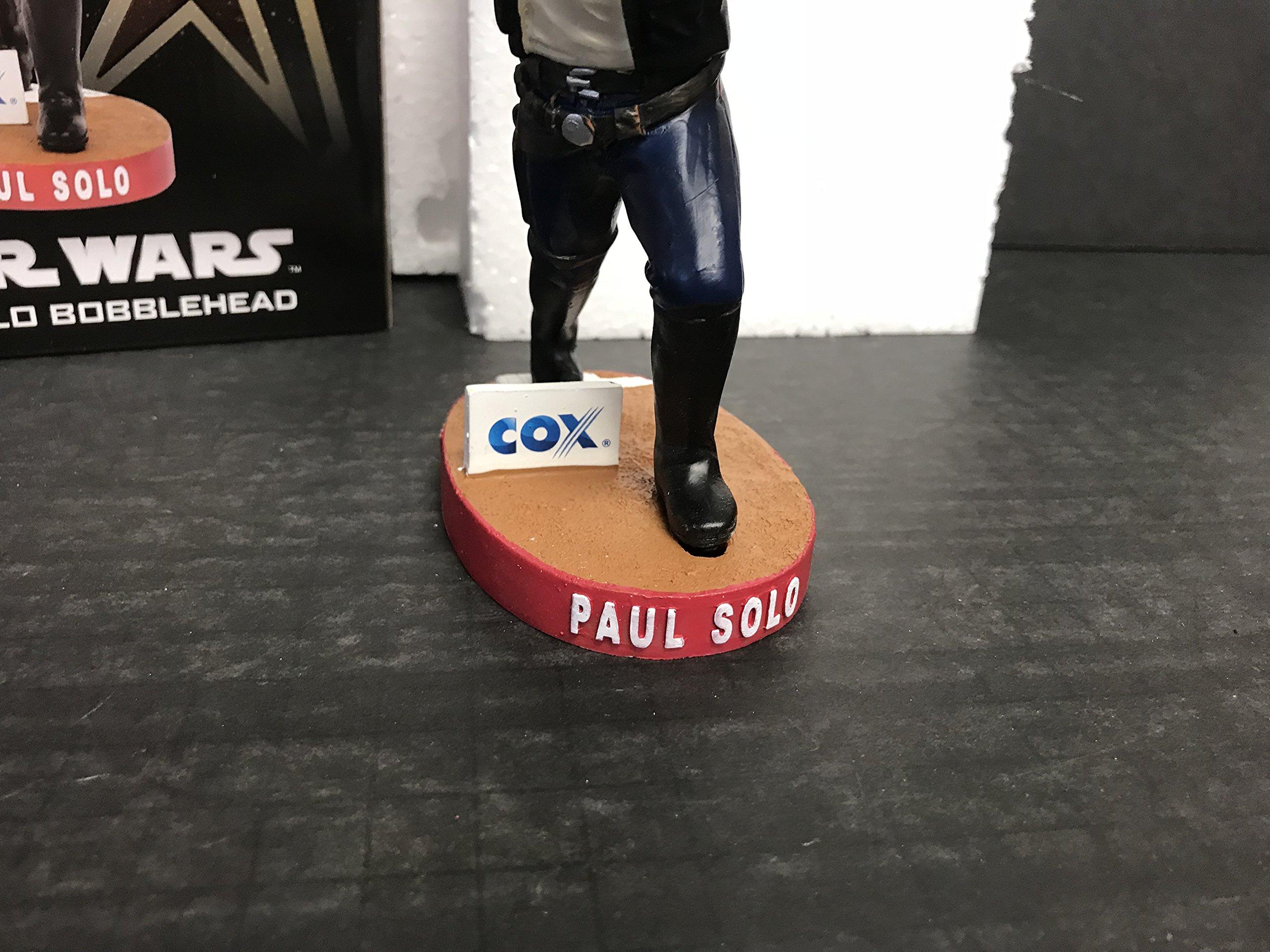 Paul Goldschmidt as Han Solo Star Wars 2018 Arizona Diamondbacks Bobblehead SGA