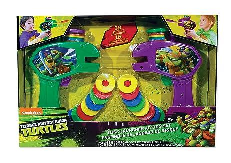 Amazon Com What Kids Want Teenage Mutant Ninja Turtles 2pk Foam