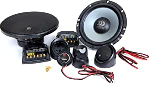 """Morel Maximo Ultra 602 6-1/2"""" Car Audio Component Speaker System"""