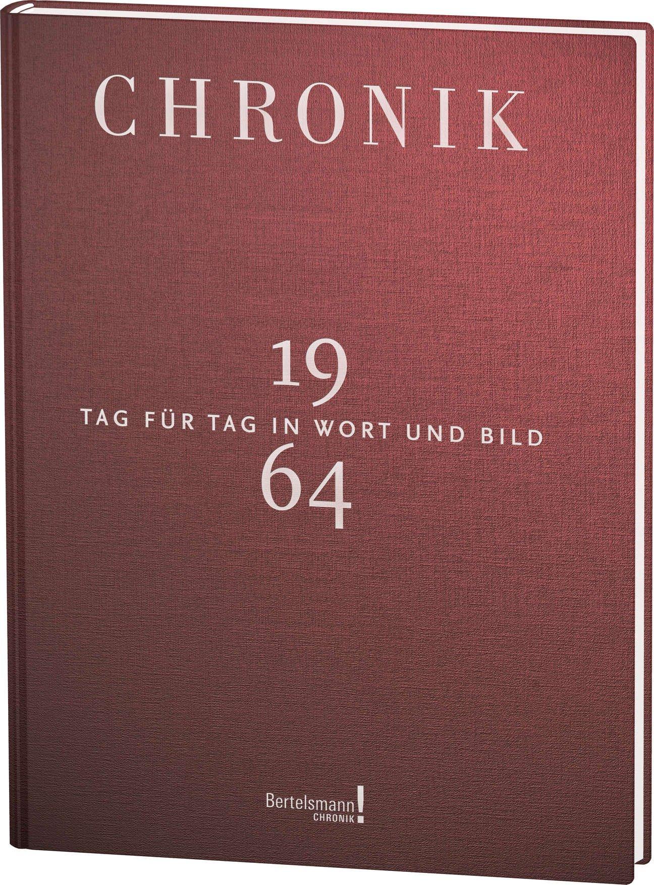 Chronik Jubiläumsband 1964: Tag für Tag in Wort und Bild
