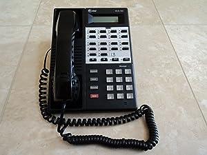 Avaya MLS 18D Telephone Black