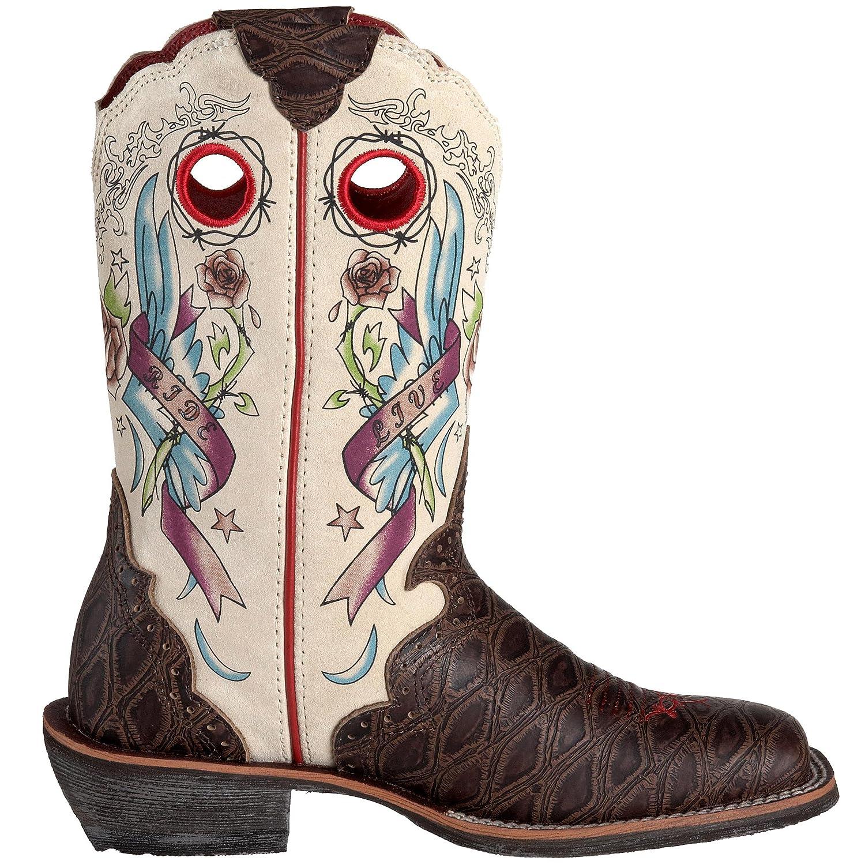 Ariat Rodeobaby Rocker Boots Tsaa Heel