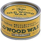 ターナー色彩 オールドウッドワックス 350ml スモークグレー OW350008