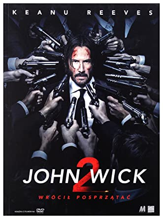 John Wick Chapter 2 Import Dvd English Audio Amazoncouk Keanu