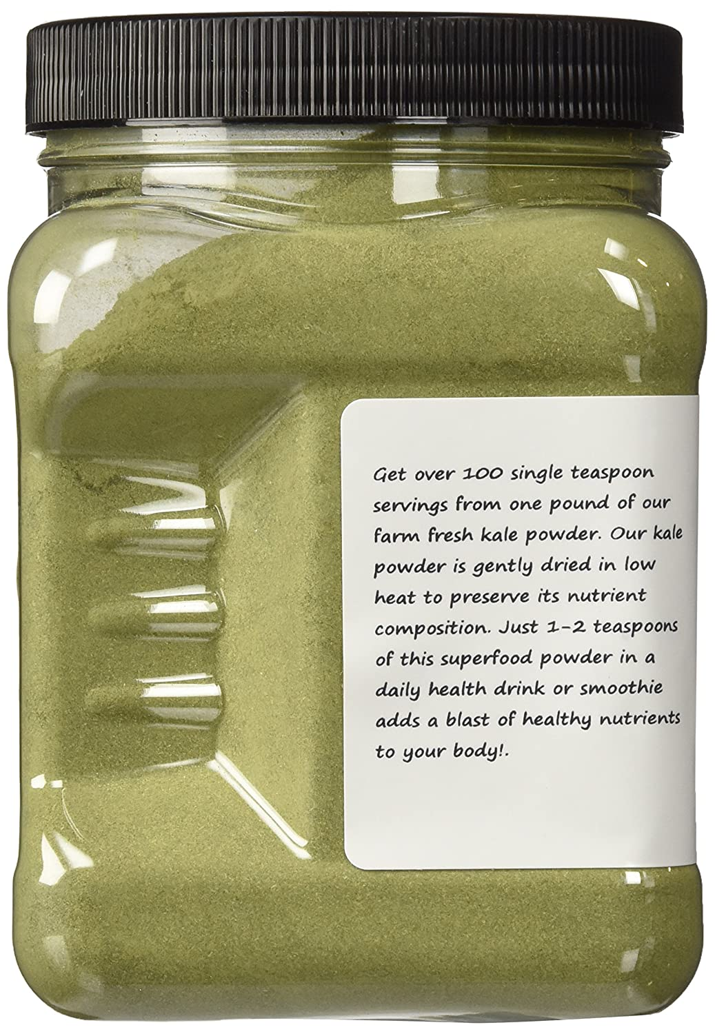 Is kale powder good for you