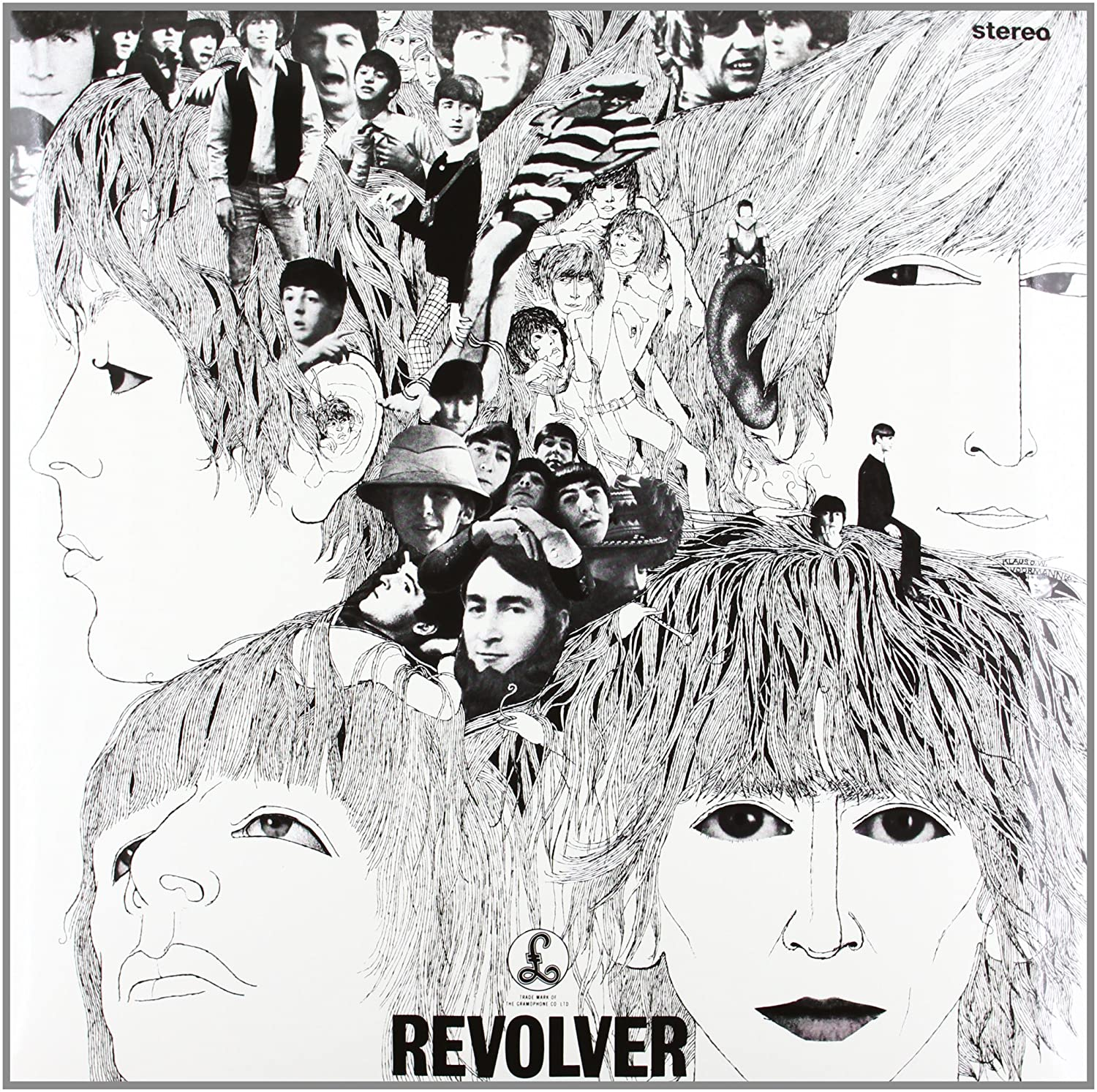 Image result for the beatles revolver