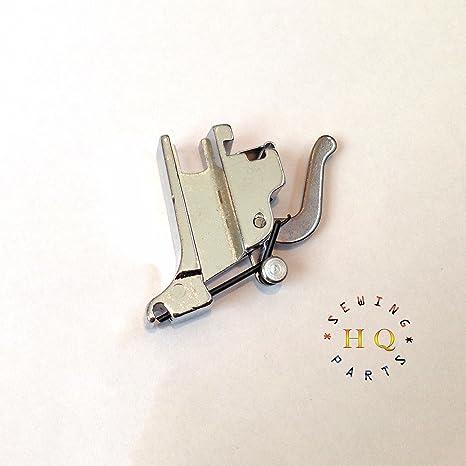 Niedriger Schaft-Nähfuß-Halter-Adapter Domestic Nähmaschinen DL