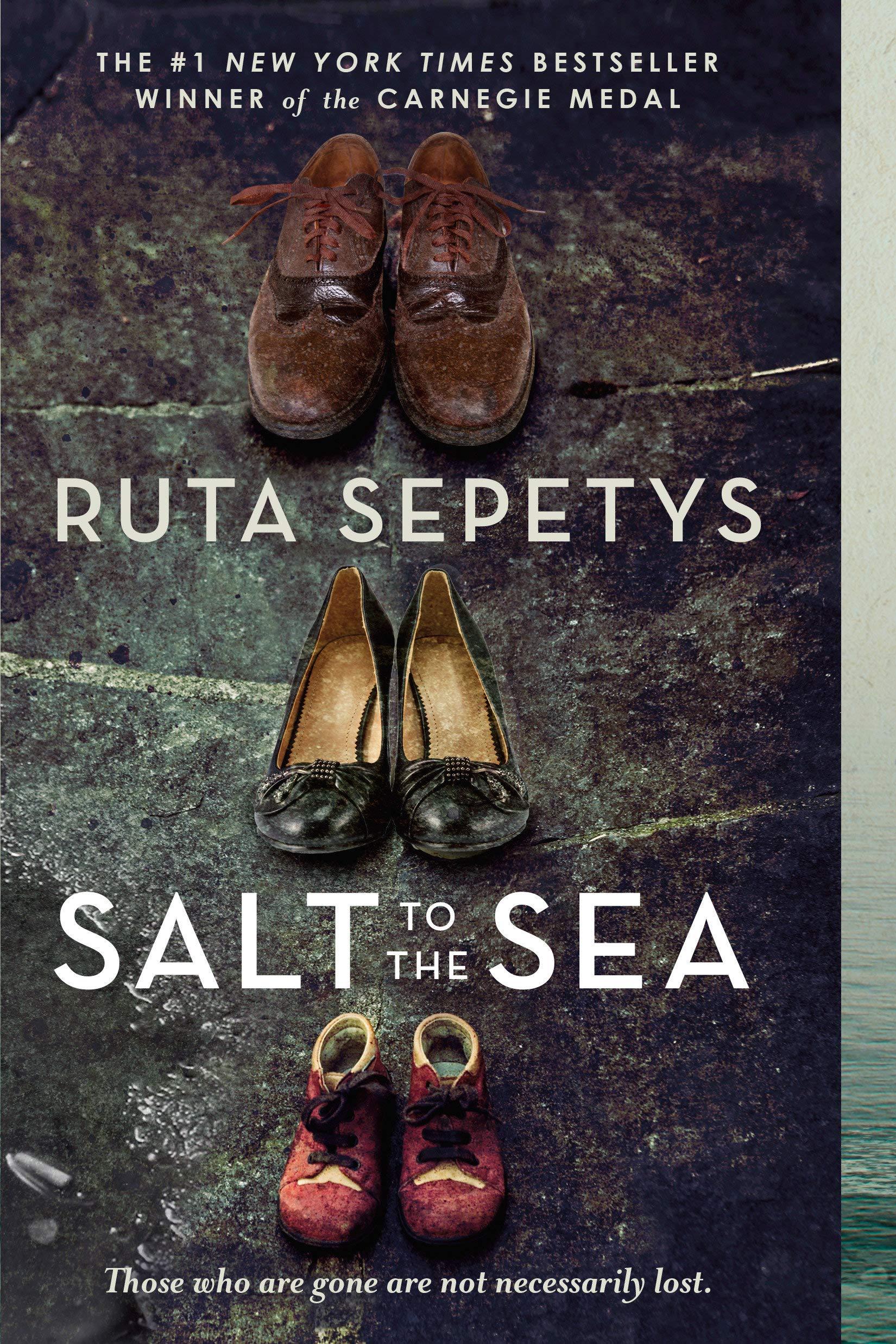 Amazon.com: Salt to the Sea (9780142423622): Sepetys, Ruta: Books