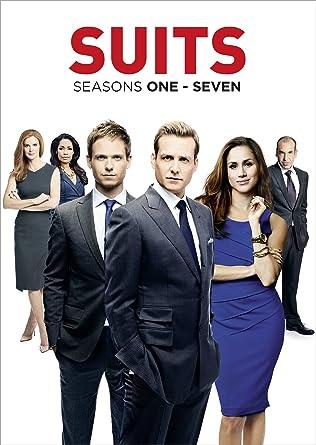 amazon com suits seasons 1 7 dvd 2018 movies tv