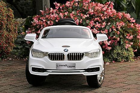 Amazon.com: BMW 4-Serie Gris–Primer coche ...