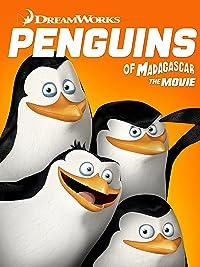 Penguins Madagascar Chris Miller