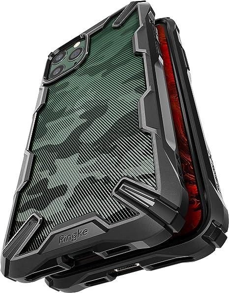 Ringke Cover Fusion-X Compatibile con iPhone 11 PRO, Custodia Antiurto per iPhone 11 PRO 5.8