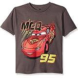Disney Camiseta Cars Lightning Mcqueen para niño